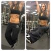 Girl with muscle - Sandra Radav