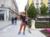 Girl with muscle - Nataliya Romashko
