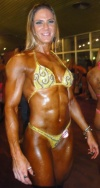 Girl with muscle - Bianca Antunes