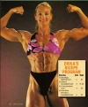 Girl with muscle - Erika Andersch