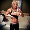 Girl with muscle - Marilia Moreno