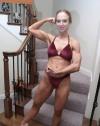 Girl with muscle - Karen