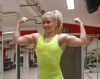Girl with muscle - Piia Pajunen