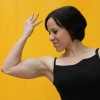 Girl with muscle - Monica