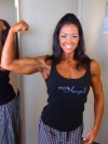 Girl with muscle - Chrissy Burton
