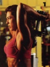 Girl with muscle - Carol Semple