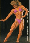 Girl with muscle - Karen Therriault