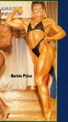 Girl with muscle - Bernie Price