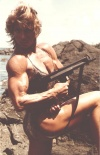 Girl with muscle - Alison Brundage