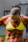 Girl with muscle - Tamara Romanov