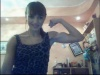 Girl with muscle - ekaterina
