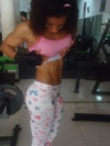 Girl with muscle - erika