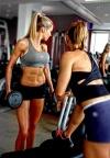 Girl with muscle - Nina Eckert