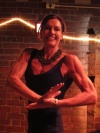 Girl with muscle - Helen McInerney