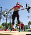 Girl with muscle - Miranda Oldroyd (CrossFit)
