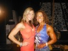 Girl with muscle - Dana Ambrose! (L) - Kari Hartmann (R)