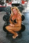 Girl with muscle - Jayne Trcka (Kasie Cavanaugh)