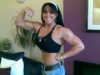 Girl with muscle - Kate Austin