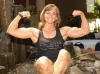 Girl with muscle - corrina hamill