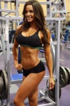 Girl with muscle - Kelly Boone