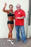 Girl with muscle - Lisa Marie Schleifer