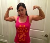 Girl with muscle - elle