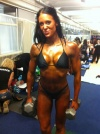 Girl with muscle - emelie lundstrom