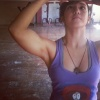 Girl with muscle - Alii Chevez