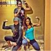 Girl with muscle - Mayra (top), Nancy (l), Rosa Valdez (r)