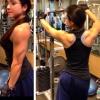 Girl with muscle - Vanesa Zuluaga