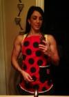 Girl with muscle - Monica Turbay Richard