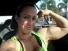 Girl with muscle - Amanda Dunbar