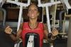 Girl with muscle - Rosalind Gutierrez