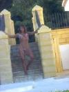 Girl with muscle - Simone Larsen
