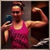 Girl with muscle - Ashlyn