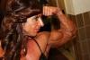 Girl with muscle - Estefania Saura Moya