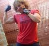 Girl with muscle - Gema Loba