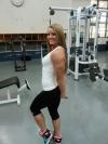 Girl with muscle - Lauren Nicole Dean