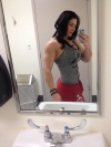 Girl with muscle - Heather Payne