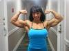 Girl with muscle - Sandra Ramos aka Chyna Smith