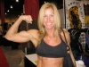 Girl with muscle - Bonnie Pappas
