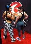 Girl with muscle - Dana Linn Bailey / Sierra Mangus