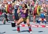 Girl with muscle - Elisabeth Akinwale (CrossFit)