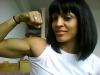 Girl with muscle - Lisa Ivy Bailey