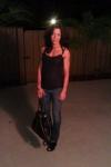Girl with muscle - Tara Steinberg