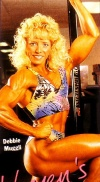 Girl with muscle - Debbie Muggli