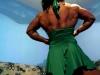 Girl with muscle - Oana Hreapca