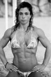 Girl with muscle - Karin Ninio Zaradez