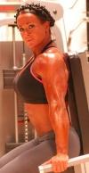 Girl with muscle - Eva Lagerhorn Blom