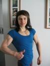 Girl with muscle - Hanna Karkkainen